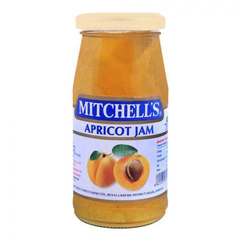 Mitchell's Apricot Jam 340g