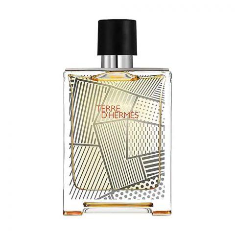Hermes Terre D'Hermes Limited Edition Eau De Toilette, Fragrance For Men, 100ml