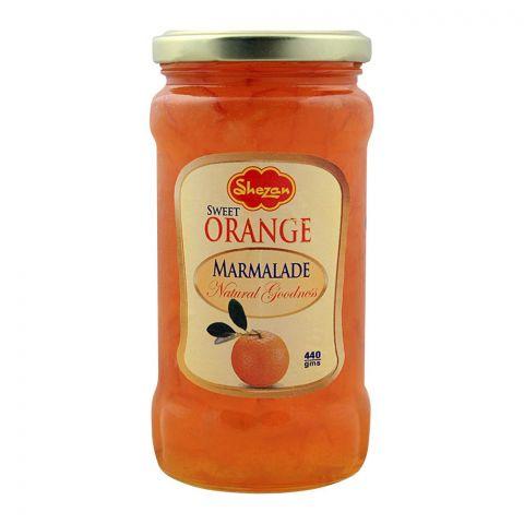 Shezan Sweet Orange Marmalade, 440g