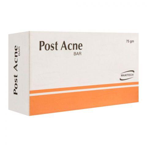 Maxitech Post Acne Soap Bar, 100g
