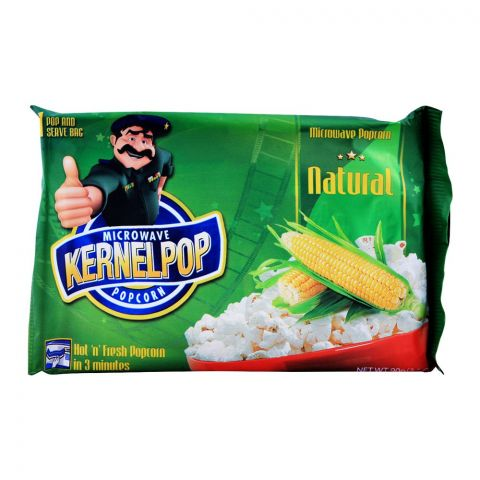 KernelPop Popcorn Natural, 90g