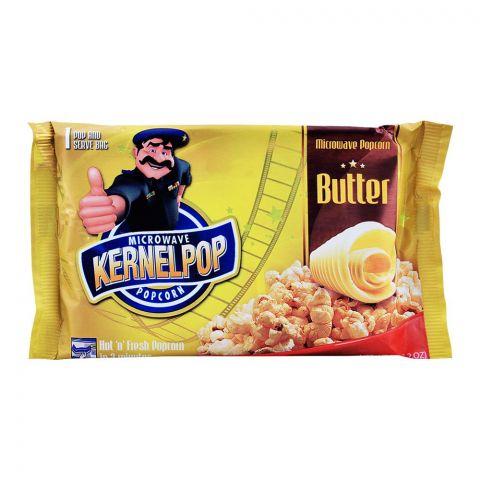 KernelPop Popcorn Butter, 90g