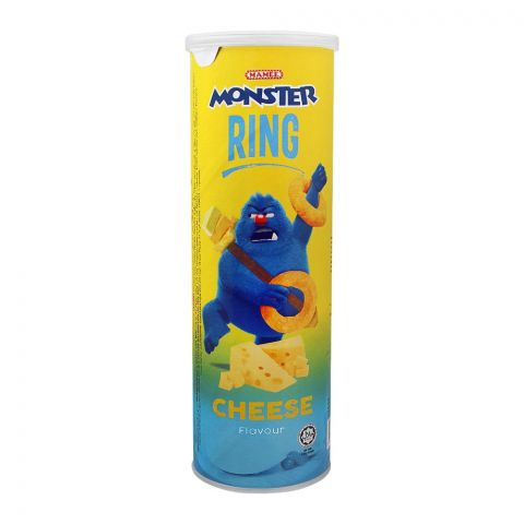 Mamee Monster Ring, Cheese Flavour, 65g