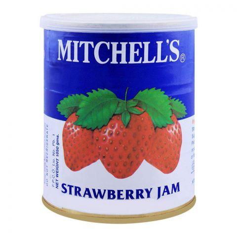Mitchell's Strawberry Jam Tin 1050g