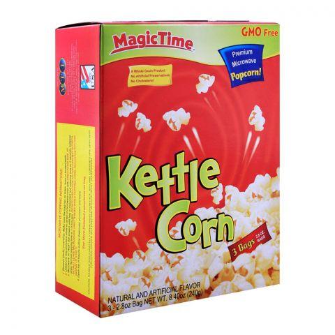 MagicTime Kettle Corn Popcorn 240g