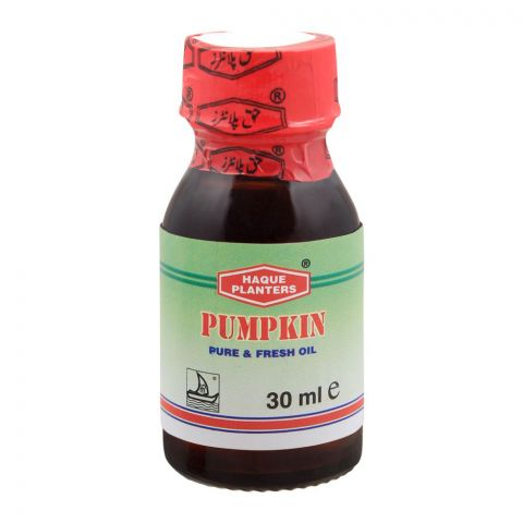 Haque Planters Pumpkin Oil, 30ml