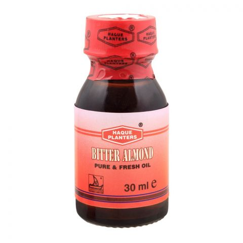 Haque Planters Bitter Almond, 30ml