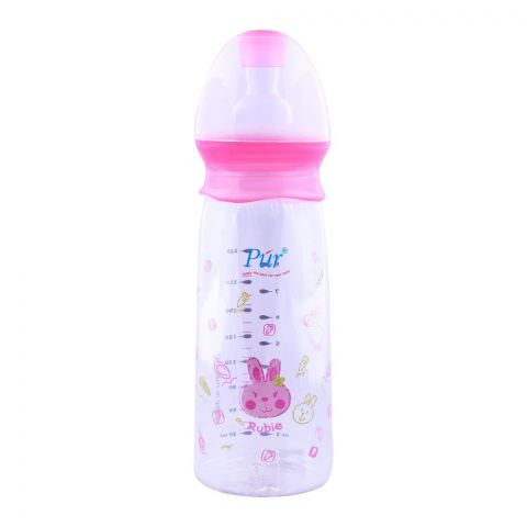 Pur Classy Feeding Bottle, Variable Flow, 240ml - 1102
