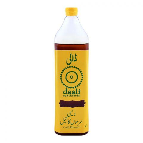 Daali Desi Sarson Ka Tel (Mustard Oil) 1 Litre