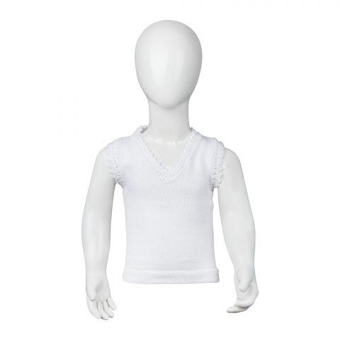 Kids Wool Vest (Banian)