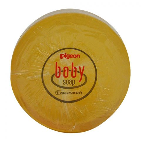 Pigeon Baby Transparent Soap Refill 80gm