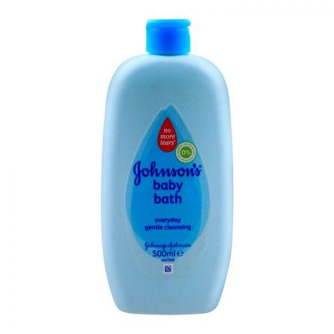 Johnson's Baby Bath Everyday Gentle Cleansing, 500ml