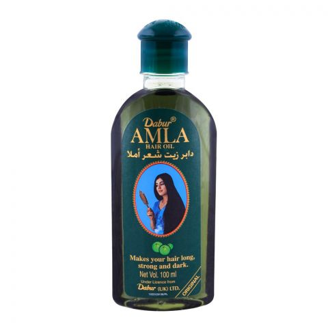Dabur Amla Hair Oil 100ml
