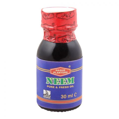 Haque Planters Neem Oil, 30ml