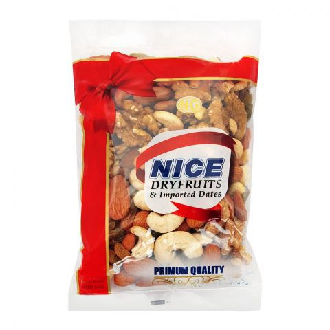 Nice Mix Dry Fruits, Pouch, 200 g
