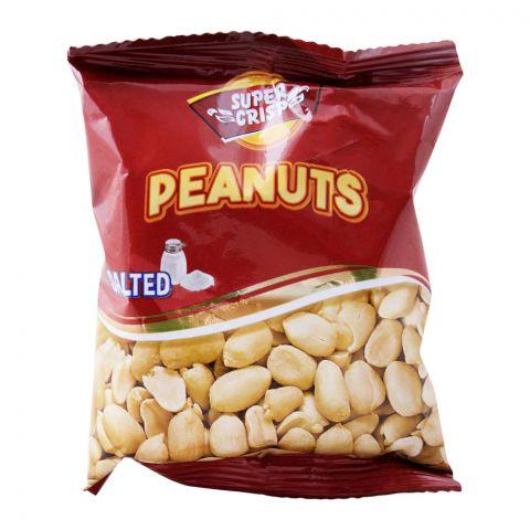 Super Crisp Peanuts, Salted, 16g