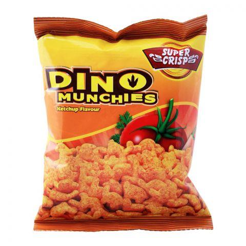 Super Crisp Dino Munchies, Ketchup Flavour, 16g