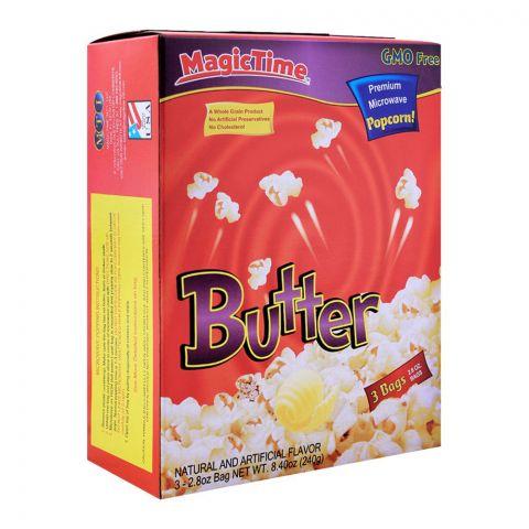 MagicTime Butter Popcorn 240g