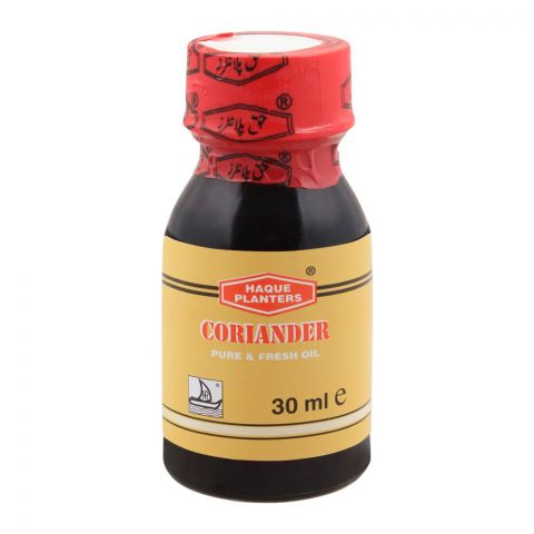 Haque Planters Coriander Oil, 30ml