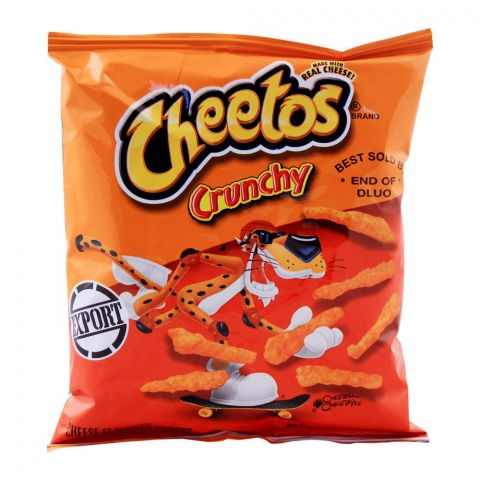 Cheetos Crunchy (Imported), 35.4g/1.25oz