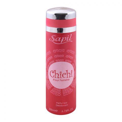 Sapil Chichi Women Deodorant Body Spray, 200ml