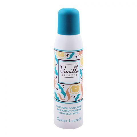 Xavier Laurent Vanilla Essence Women Deodorant Body Spray, 150ml
