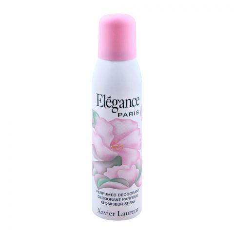 Xavier Laurent Elegance Women Deodorant Body Spray, 150ml