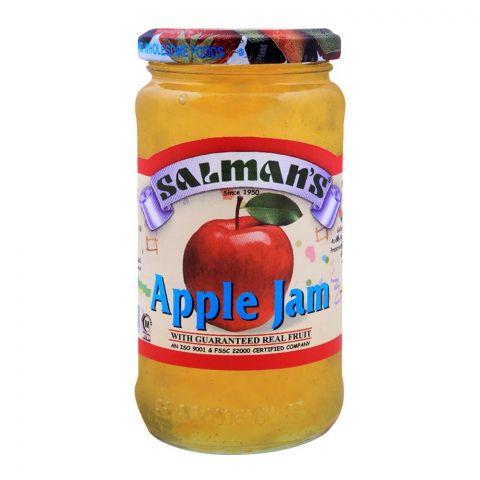 Salmans Apple Jam 450g