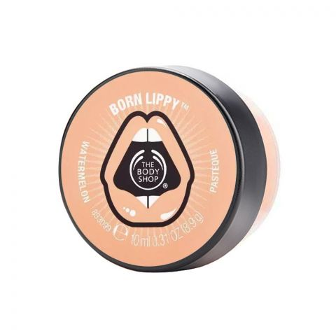 The Body Shop Born Lippy Watermelon Lip Balm, 10ml