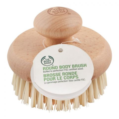 The Body Shop Round Body Brush