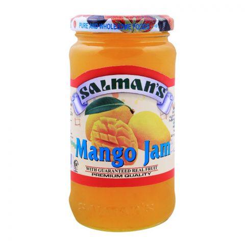 Salmans Mango Jam 450g