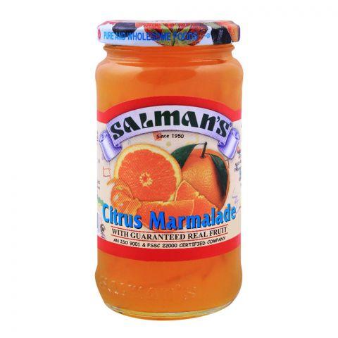 Salmans Citrus Marmalade 450g