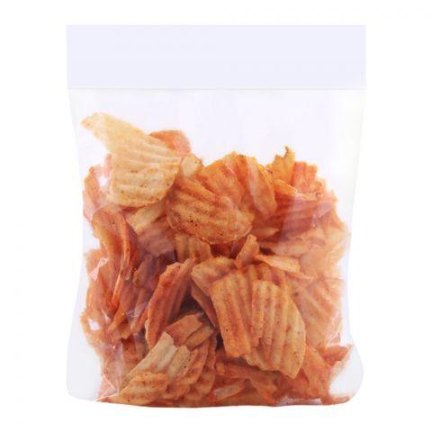 King Chips Crinkle Crisps
