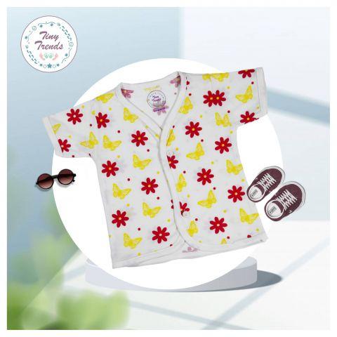 Tiny Trends Butterfly Girls Jabla, White