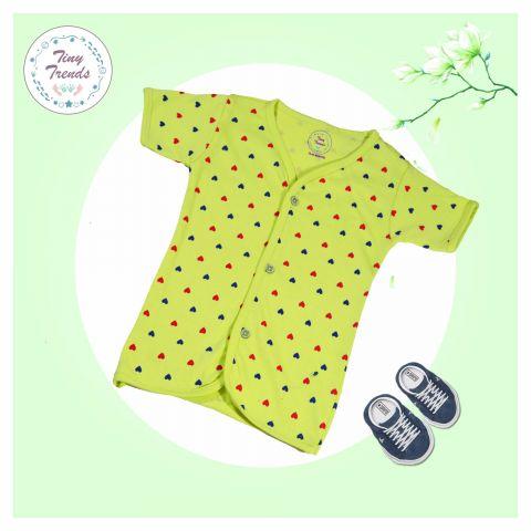Tiny Trends Heart Girls Jabla, Lemon