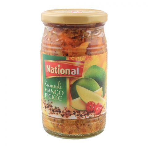 National Kasundi Mango Pickle, 320g