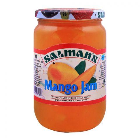 Salmans Mango Jam 900g