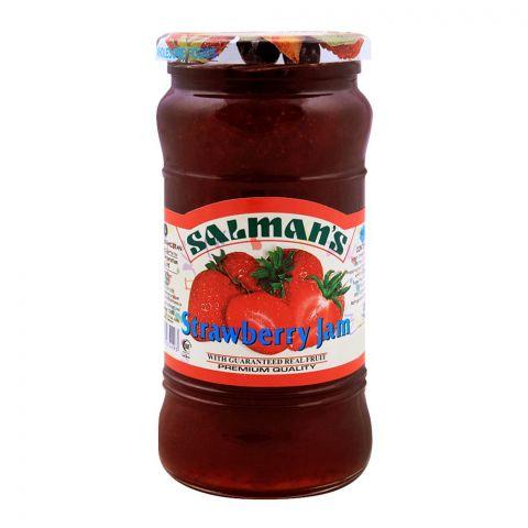 Salmans Strawberry Jam 900g