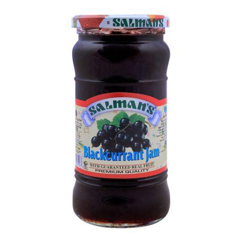 Salmans Blackcurrant Jam 900g