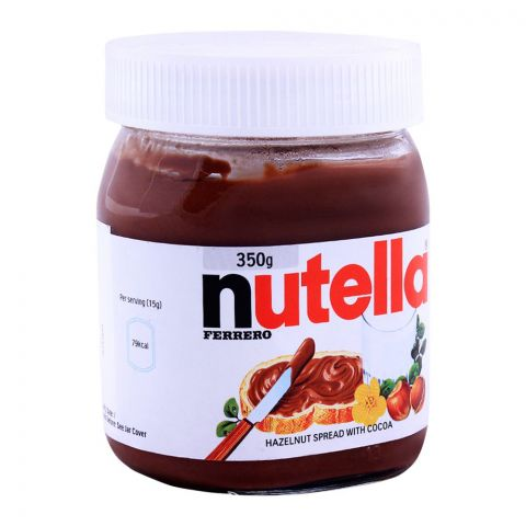 Nutella Hazelnut Cocoa Spread 350g