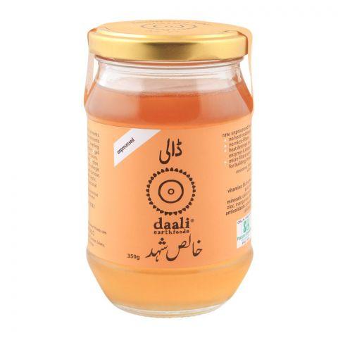 Daali Pure Honey, Unprocessed, 350g