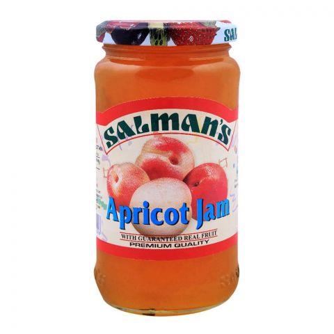 Salmans Apricot Jam 450g