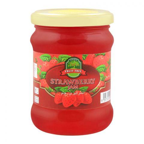 Fruit Tree Strawberry Jam, 270g
