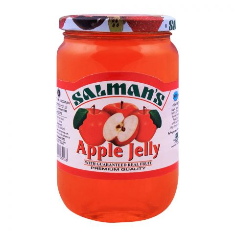 Salmans Apple Jelly 900g