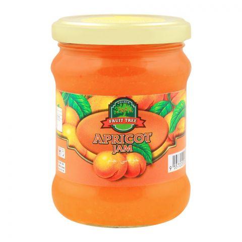 Fruit Tree Apricot Jam, 270g