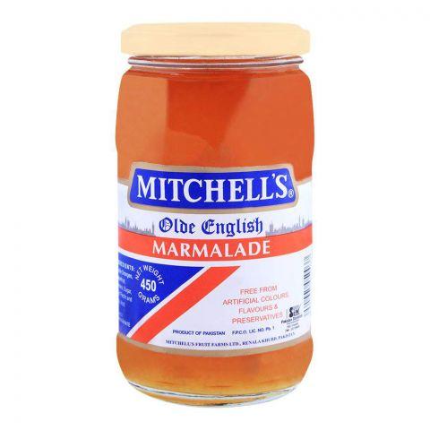 Mitchell's Old English Marmalade 450g