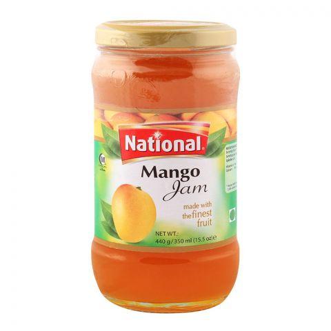 National Mango Jam 440gm