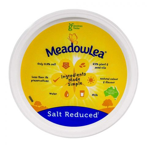 MeadowLea Salt Reduced Spread 500g