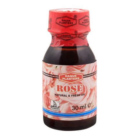 Haque Planters Rose Oil, 30ml