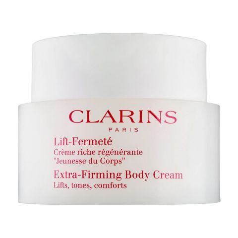 Clarins Paris Extra-Firming Body Cream, 200ml